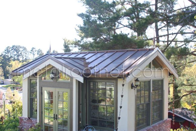 copper panels | Metal Roof Network