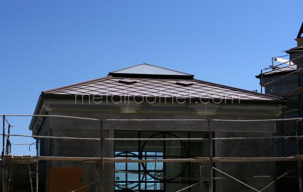 finished steel diamond shingles | MRN