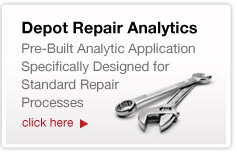 Depot Repair Analytics for Oracle BI