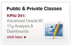 Private and Public Virtual Classes - OBIEE 11g Advanced