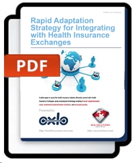 health insurance exchange integration white paper