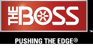 THE BOSS Snow Plow - Pushing The Edge