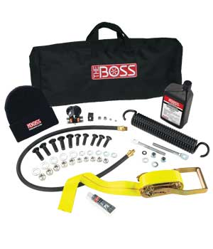 BOSS Emergency Parts Kit