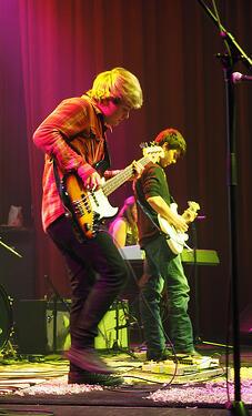 Performance Recital Bass 2 boys