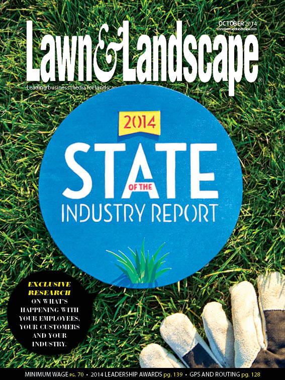 LawnLandscapeStateOfIndustryCover October