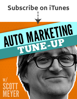 Digital Marketing Podcast for Automotive