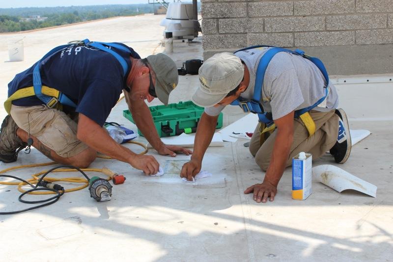 Duro-last Roofing Repair