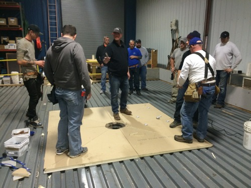 Roofing Training
