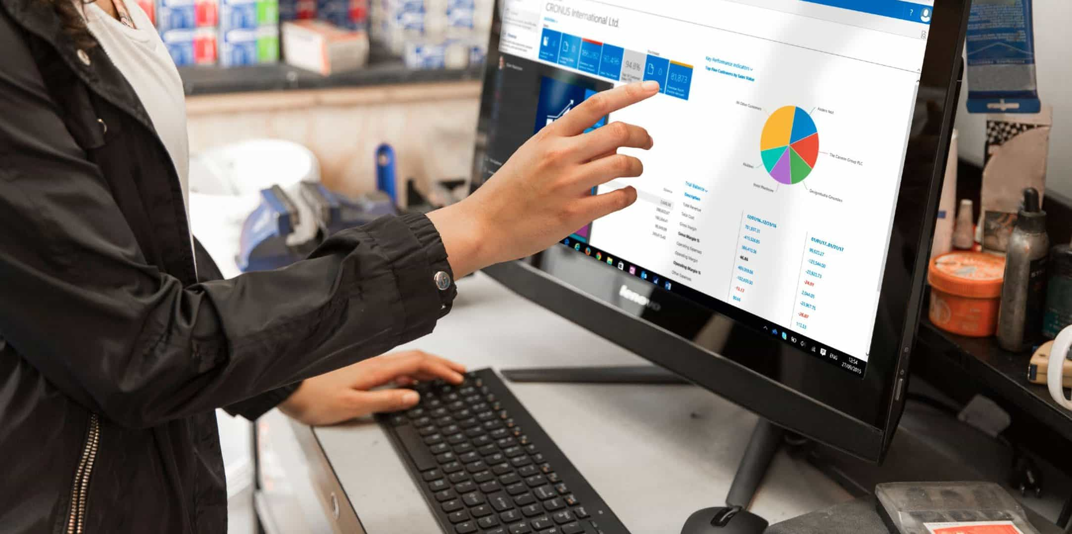 Reducing the amount of data in Dynamics NAV / Dynamics 365 Business Central