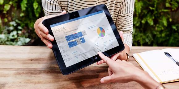 Improving Financial Reporting In Business Central