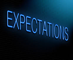 What do we expect?