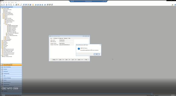 Registering your Cbiz Making Tax Digital (MTD) for VAT Dynamics NAV Add-on