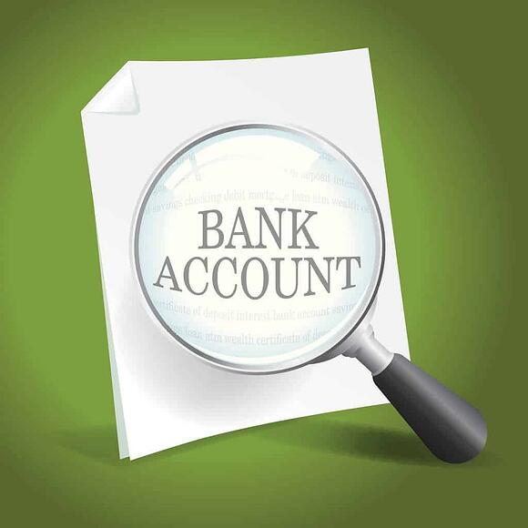 Reconciliation of Bank Statements in NAV