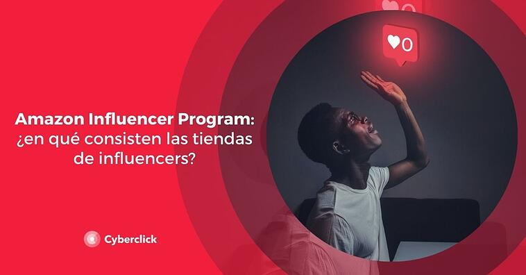 Amazon Influencer Program: ¿en qué consisten las tiendas de influencers?