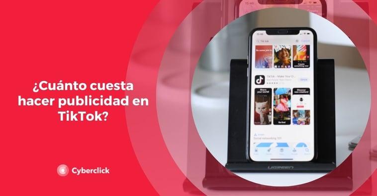 ¿Cuánto cuesta hacer publicidad en TikTok?