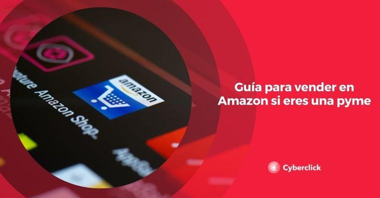 Guía para vender en Amazon si eres una pyme