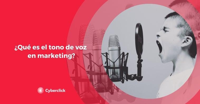 ¿Qué es el tono de voz en marketing?