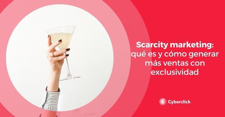 Scarcity marketing: qué es y cómo generar más ventas con exclusividad