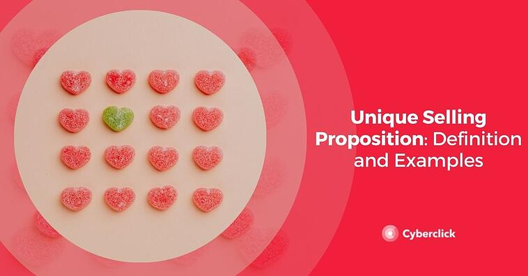 Unique Selling Proposition: Definition and Examples