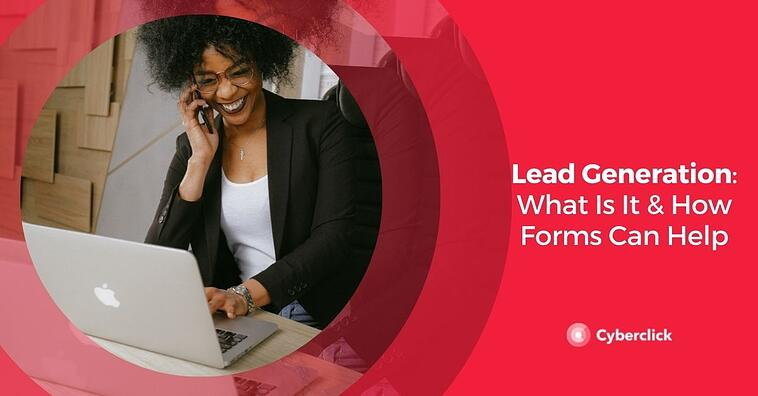Lead Generation: What Is It & How Forms Can Help