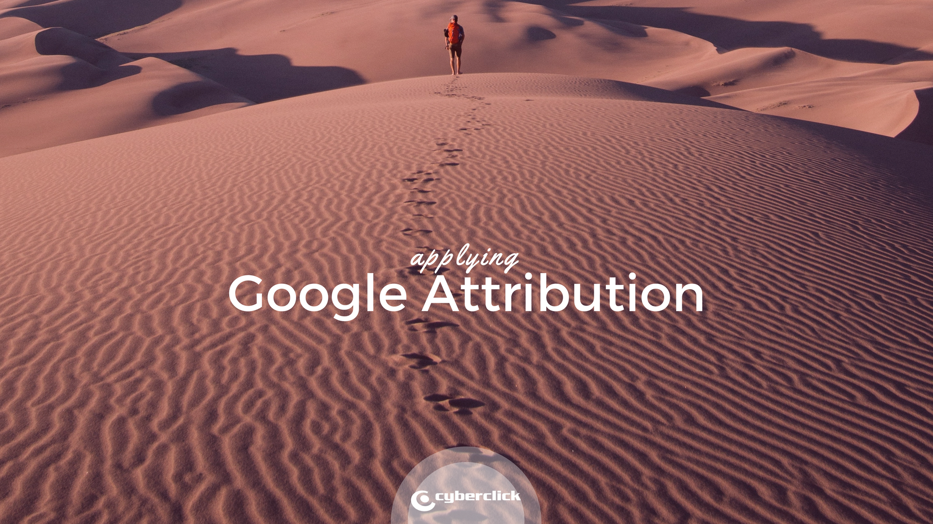 ¿Qué es Google Attribution?