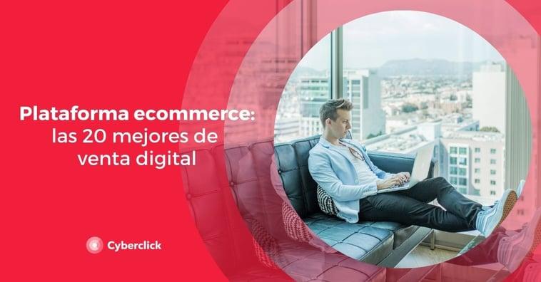 Plataforma ecommerce: las 20 mejores de venta digital