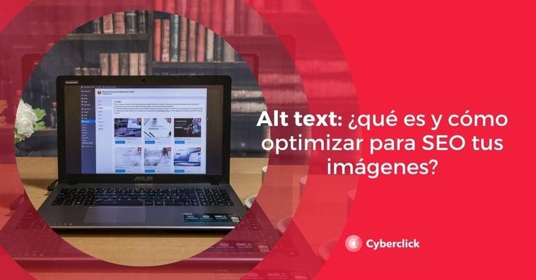 Alt text: ¿qué es y cómo optimizar para SEO tus imágenes?