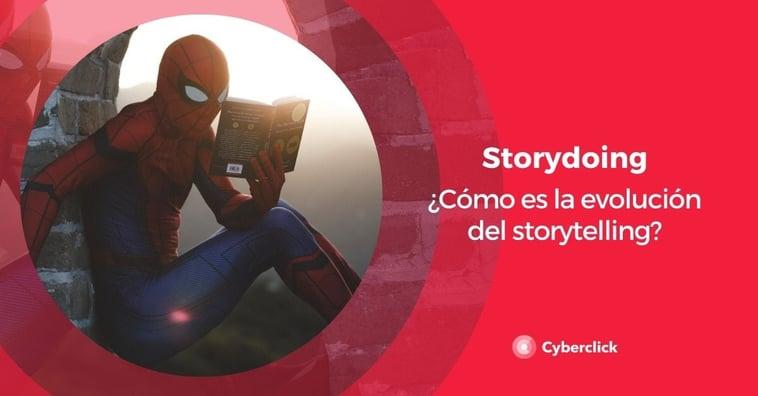 Del Storytelling al Storydoing: evolución más allá de las palabras