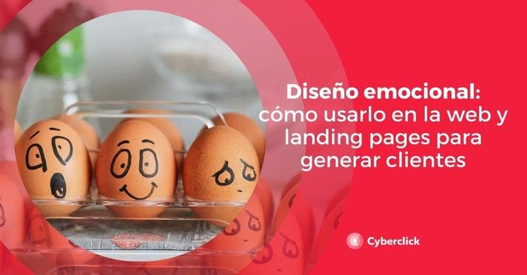Diseño emocional: cómo usarlo en la web y landing pages para generar clientes