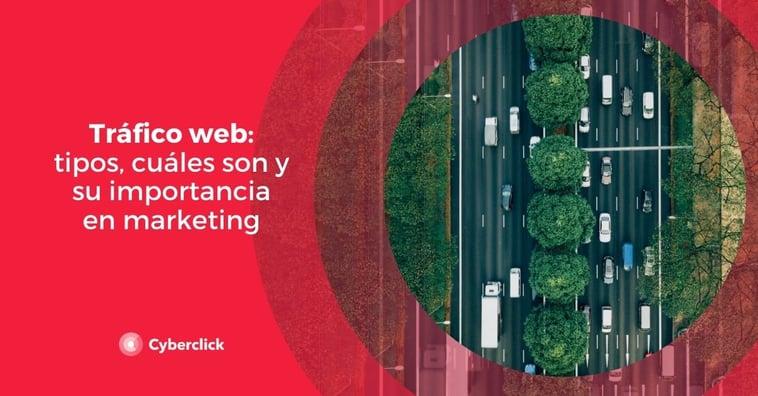 Tipos de tráfico web: cuáles son y su importancia en marketing