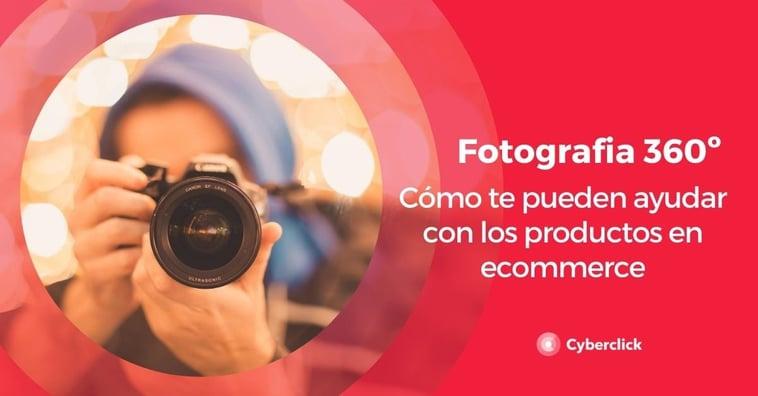 Fotografía de producto 360º para animar las ventas en ecommerce