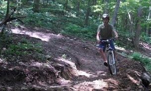 mountain biking teen summer camp