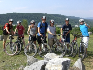 mt biking summer camp