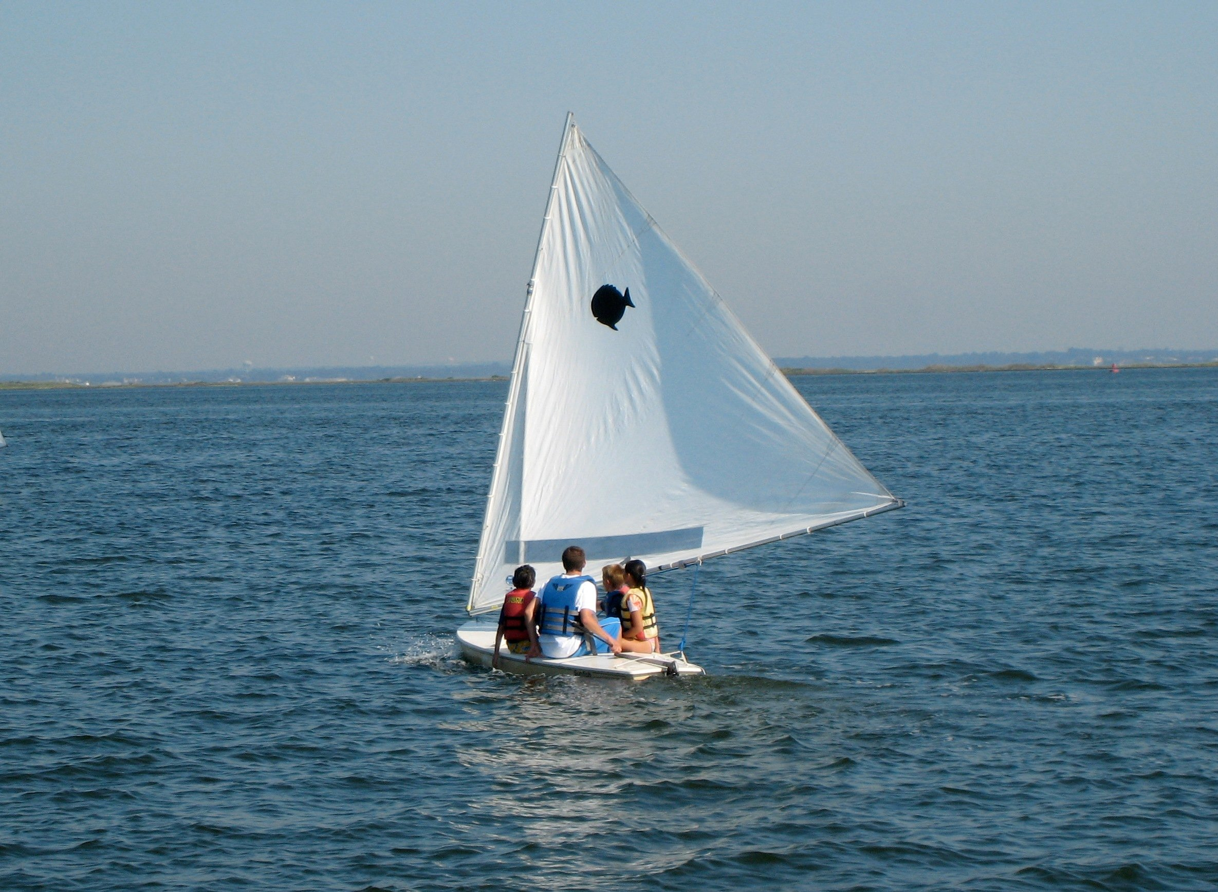 Sailing Camp Northeast