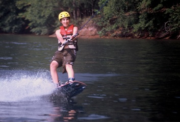 wakeboarding summer camp northeast