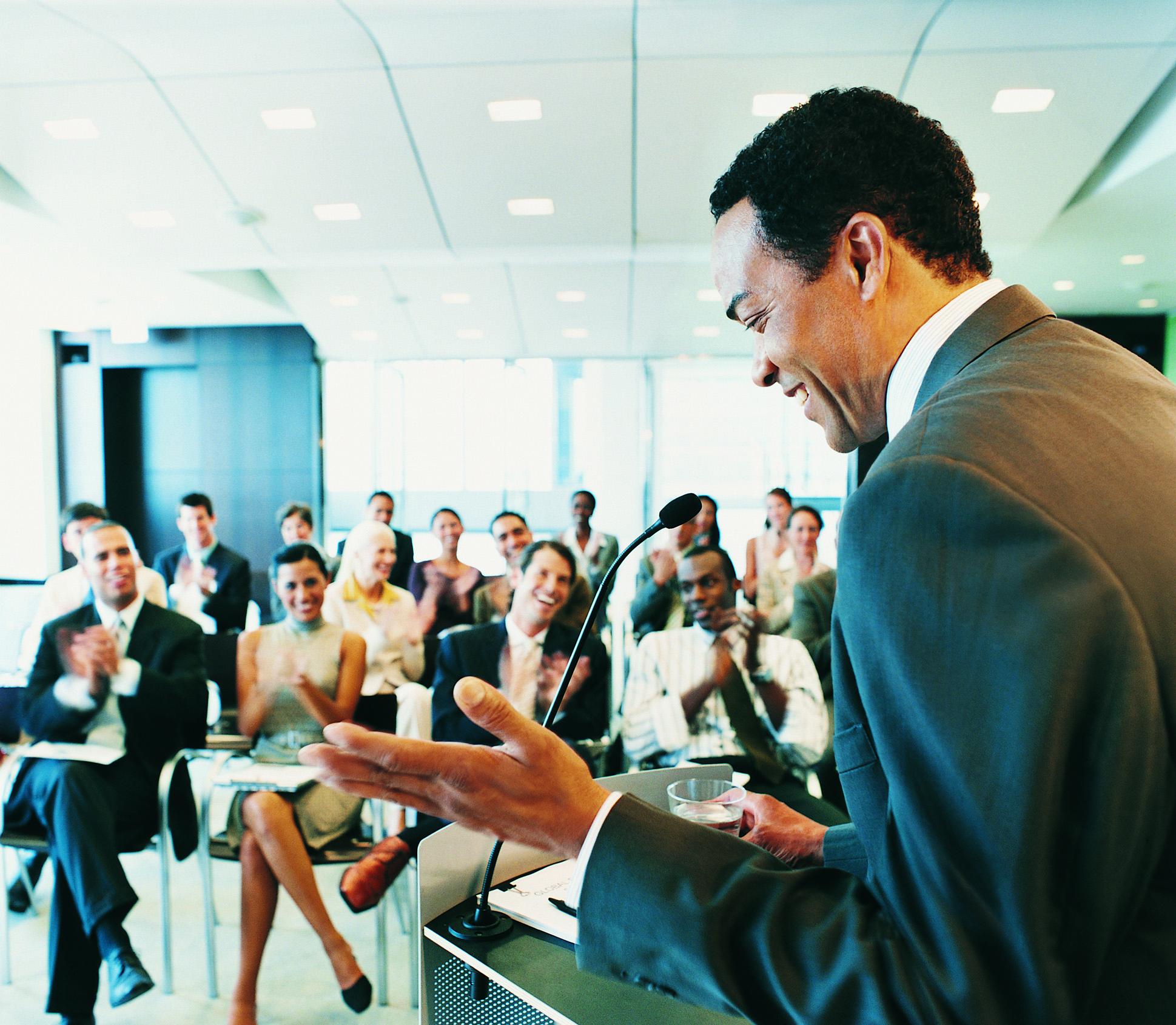 Presentation skills nyc
