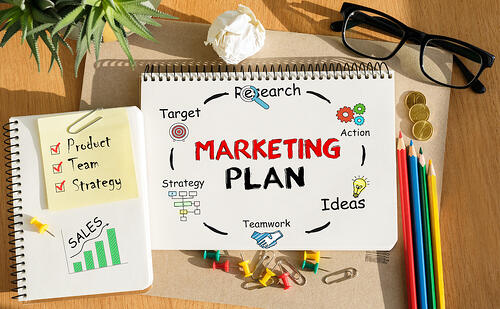 Yes, You Should Create a Marketing Plan for Your Insurance Agency