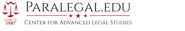 Center for Advanced Legal Studies Paralegal Education and Training