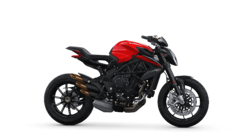 MV AGUSTA DRAGSTER ROSSO