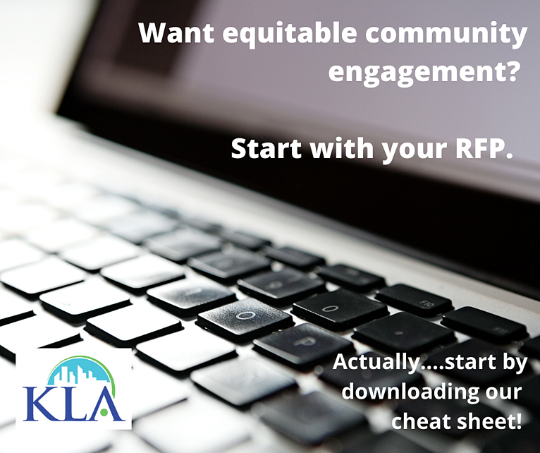 How to Get Consultants to Deliver Equitable Engagement, Starting with your RFP