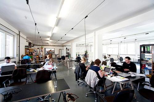 betahaus workspace