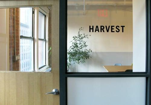 Harvest Office Lobby