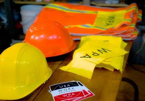 WPA Helmets and Vest