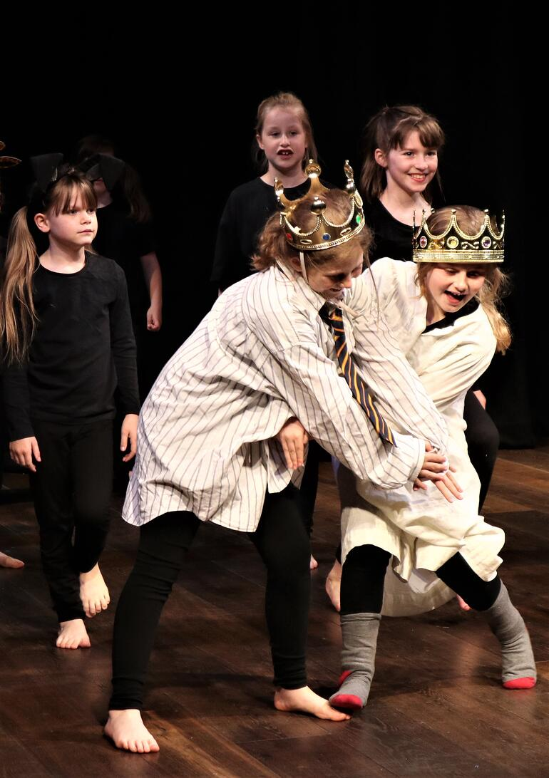 Our children need the theatre to help them thrive