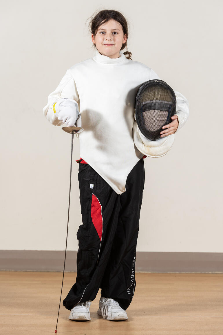 Fencing in the family