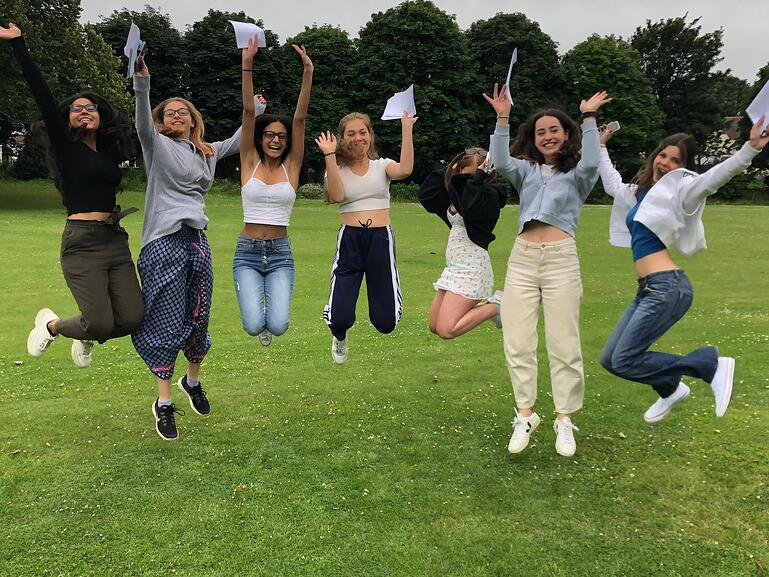 Phenomenal IB results for Redmaids' High students