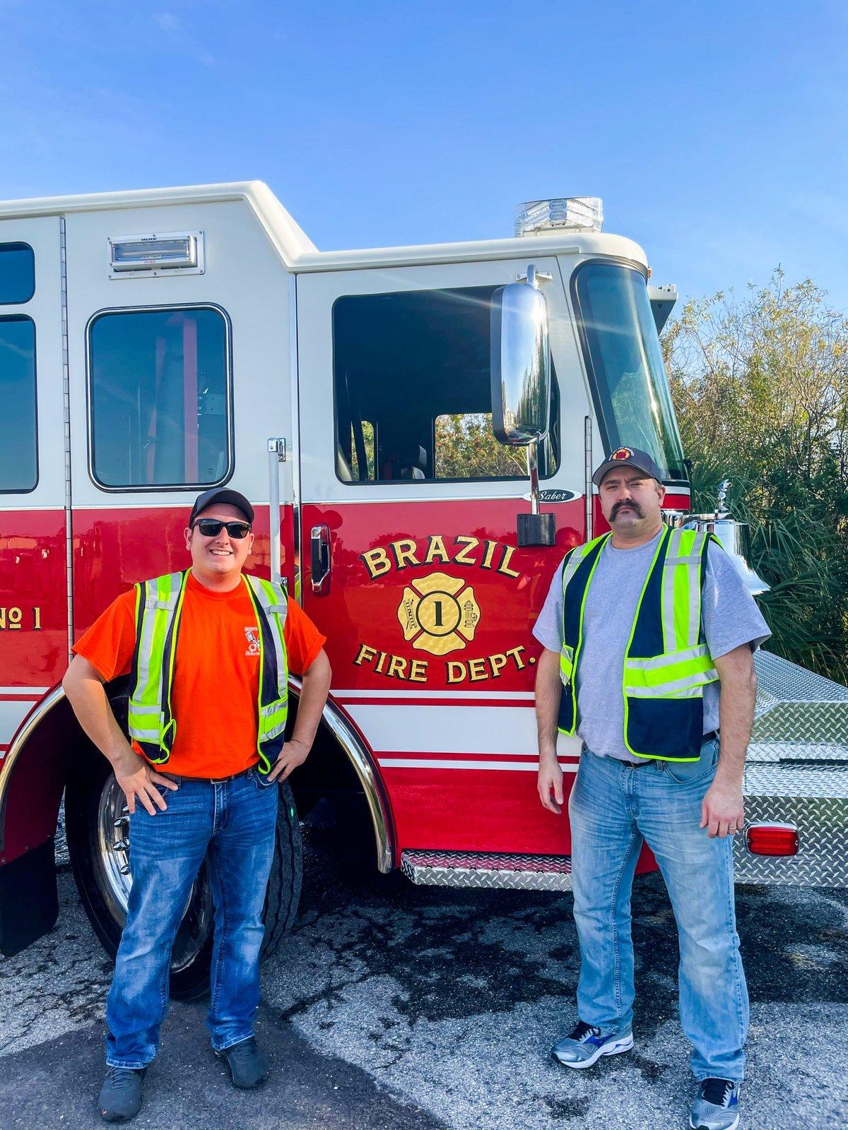 Brazil Fire Department - Pumper