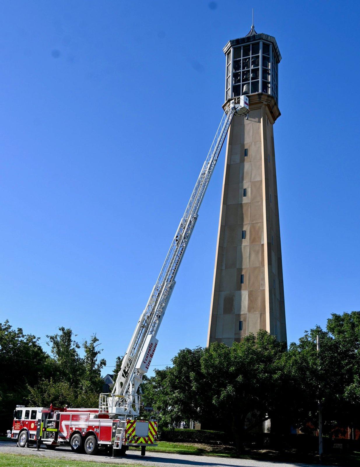 Centralia City Fire Department - Aerial