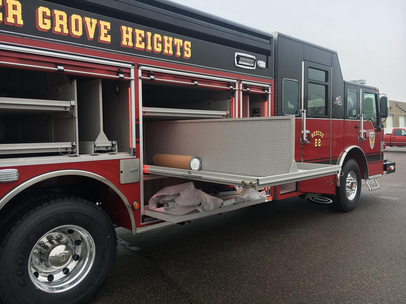 City of Inver Grove Heights - Rescue