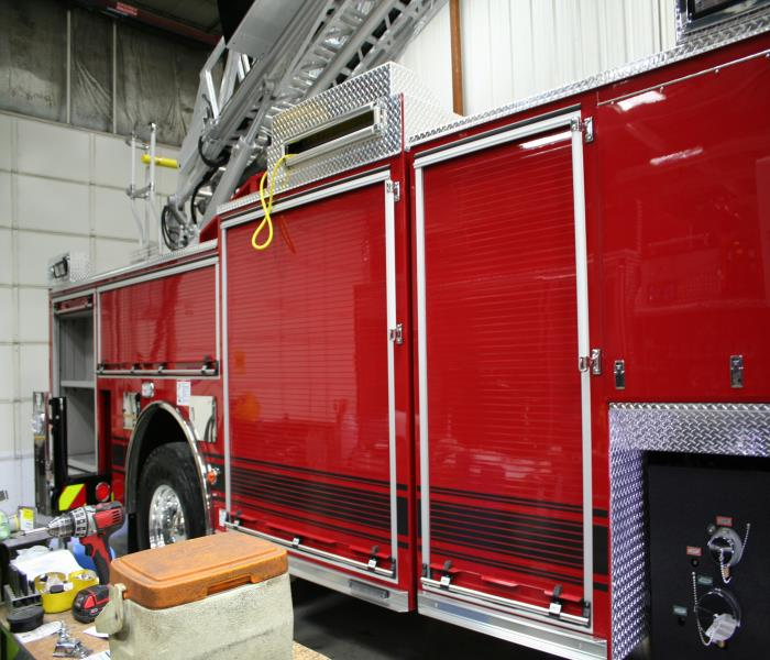 City of St. Charles Fire Department - Aerial